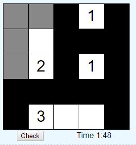 Nurikabe Free Online Logic Puzzles