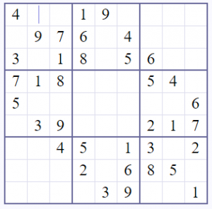 Free Online Puzzle Sudoku