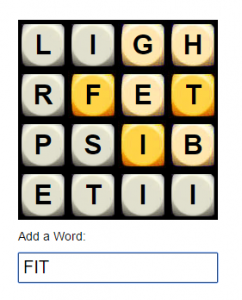 Word Twist Free Online Logic Puzzles
