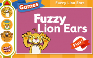 read between the lions free online reading games for preschool and kindergarten