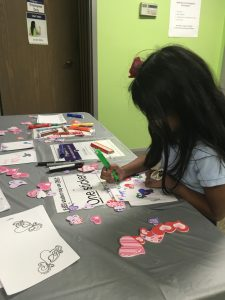 Valentine's Day Cards Craft Students at A Grade Ahead