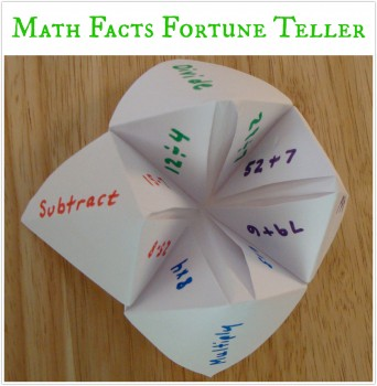 ARTS AND CRAFTS IDEAS FOR English Second Language teaching ESL kids math origami