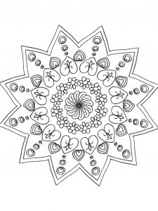 free coloring sheets fall craft ideas Diwali