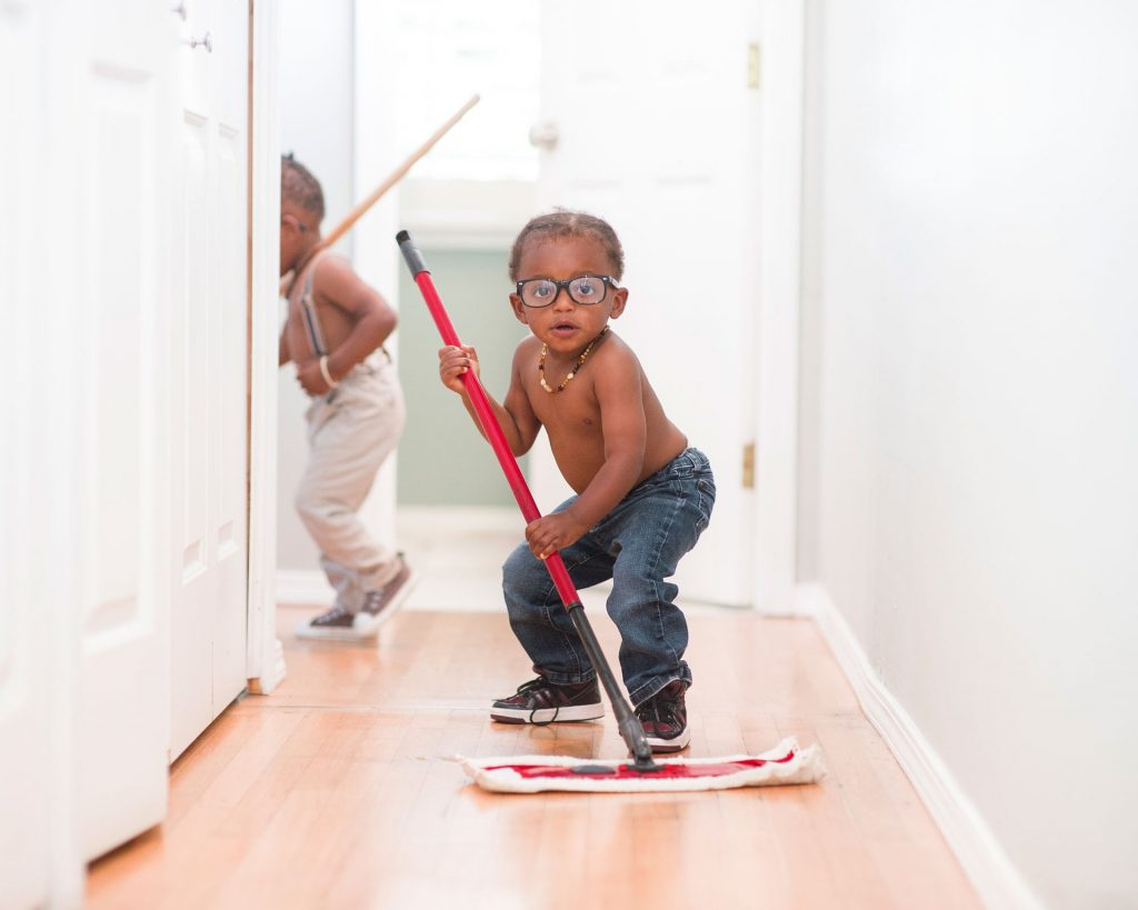 Chores Can Teach Your Kids – And Help Prepare Them for School