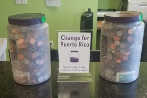 Change for Puerto Rico A Grade Ahead Charity Drive 1 8 18