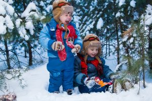 Outdoor Winter Safety Tips for Kids