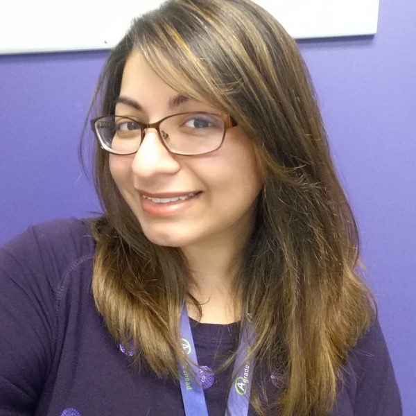 A GRADE AHEAD'S EMPLOYEE SPOTLIGHT SERIES: MEET OUR TEACHER AND ADMINISTRATOR, SARAH SARFRAZ