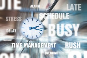 Tips to Deal with the Stress of Hectic Schedules